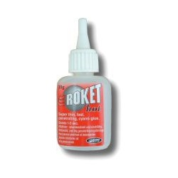 ROKET HOT, cyanoacrylat lim, tunnt 20g