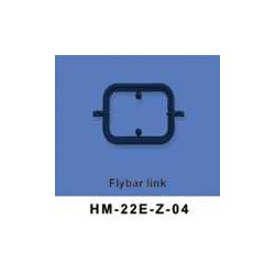 Flybar link 6ch helikopter