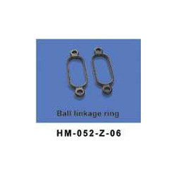 Dragonfly no52 Ball linkage ring