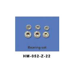 Dragonfly no52 Bearing set