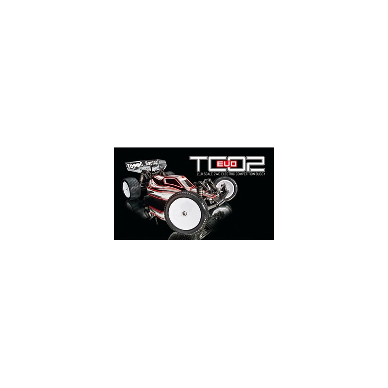Team C 1:10 EP Buggy TC02Evo Competition KIT