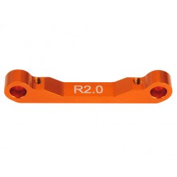 Alu Suspension Arm Mount rear R2.0 Comp. Onroad