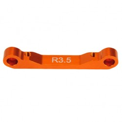 Alu Suspension Arm Mount rear R3.5 Comp. Onroad