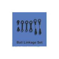 Dragonfly Coaxial v2 ball linkage set