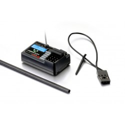 """4-Channel Receiver """"R4WP-Mini Ultimate"""" 2.4GHz (CR4T Ultimate)"""