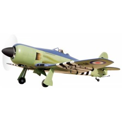 Sea Fury 1950mm 33-35cc Bensin ARTF